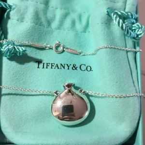Tiffany and co Bottle necklace!